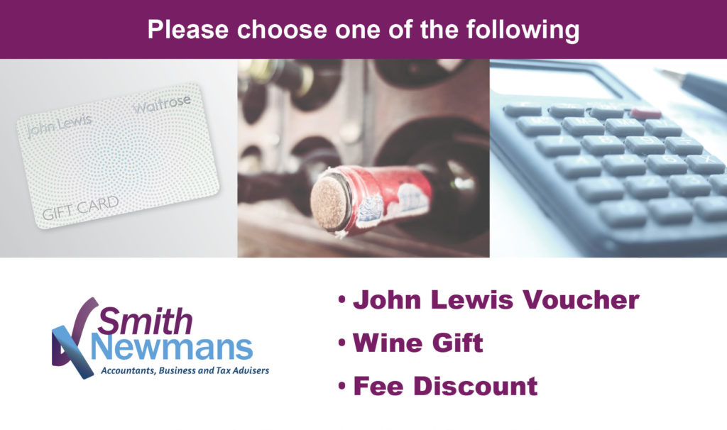 Smith Newmans Client Referral Scheme