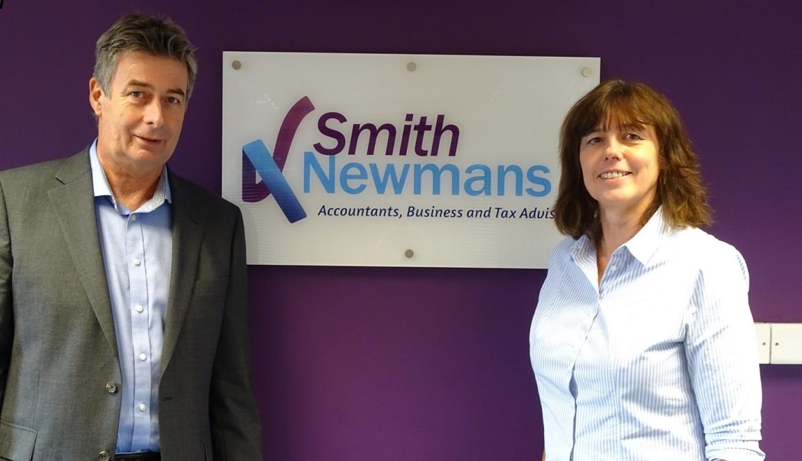 Smith Newmans Nigel Newman and Carole Taylor